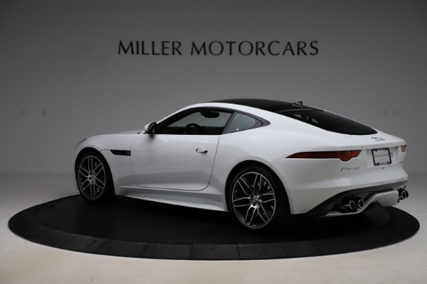 Used 2016 Jaguar F-TYPE R for sale Sold at McLaren Greenwich in Greenwich CT 06830 4