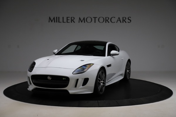 Used 2016 Jaguar F-TYPE R for sale Sold at McLaren Greenwich in Greenwich CT 06830 1