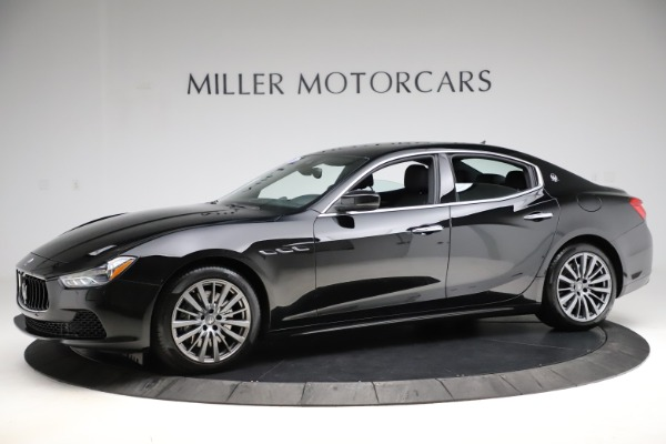 Used 2017 Maserati Ghibli S Q4 for sale $41,900 at McLaren Greenwich in Greenwich CT 06830 2