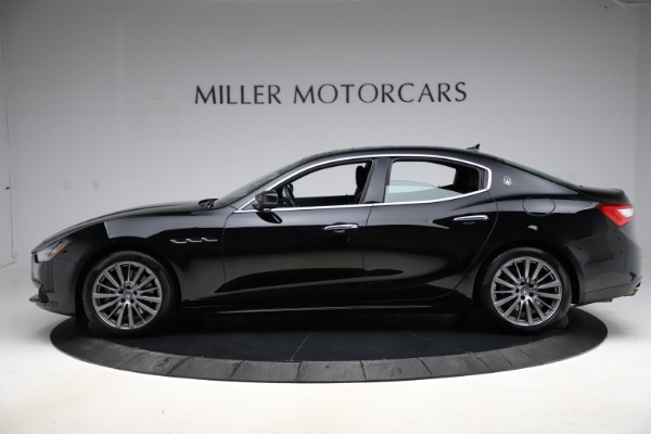 Used 2017 Maserati Ghibli S Q4 for sale $41,900 at McLaren Greenwich in Greenwich CT 06830 3
