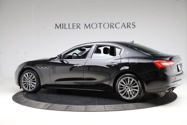 Used 2017 Maserati Ghibli S Q4 for sale $41,900 at McLaren Greenwich in Greenwich CT 06830 4