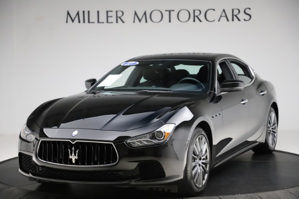 Used 2017 Maserati Ghibli S Q4 for sale $41,900 at McLaren Greenwich in Greenwich CT 06830 1