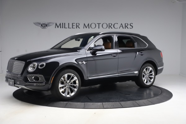 Used 2017 Bentley Bentayga W12 for sale $126,900 at McLaren Greenwich in Greenwich CT 06830 2