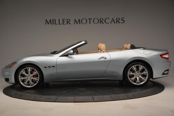 Used 2011 Maserati GranTurismo for sale Sold at McLaren Greenwich in Greenwich CT 06830 3