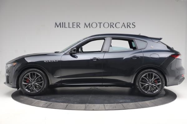 New 2021 Maserati Levante Q4 GranSport for sale Sold at McLaren Greenwich in Greenwich CT 06830 3