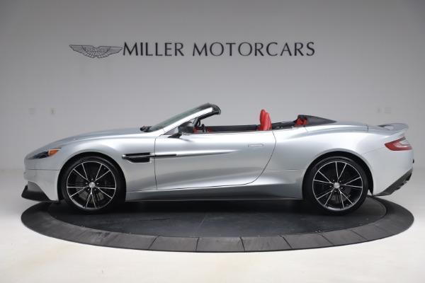 Used 2014 Aston Martin Vanquish Volante for sale $129,900 at McLaren Greenwich in Greenwich CT 06830 2