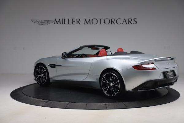 Used 2014 Aston Martin Vanquish Volante for sale $129,900 at McLaren Greenwich in Greenwich CT 06830 3