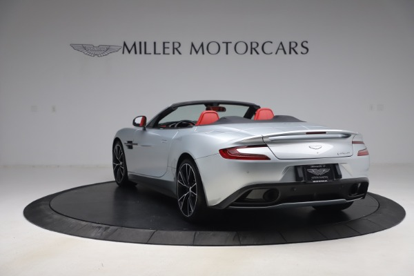 Used 2014 Aston Martin Vanquish Volante for sale $129,900 at McLaren Greenwich in Greenwich CT 06830 4