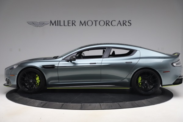 Used 2019 Aston Martin Rapide AMR Sedan for sale $187,900 at McLaren Greenwich in Greenwich CT 06830 2