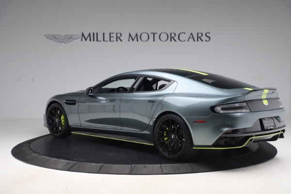 Used 2019 Aston Martin Rapide AMR Sedan for sale $187,900 at McLaren Greenwich in Greenwich CT 06830 3