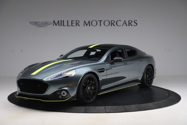 Used 2019 Aston Martin Rapide AMR for sale $187,900 at McLaren Greenwich in Greenwich CT 06830 1
