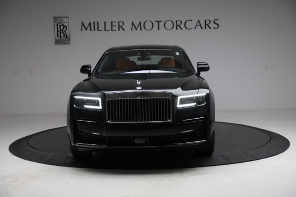 New 2021 Rolls-Royce Ghost for sale $381,100 at McLaren Greenwich in Greenwich CT 06830 2