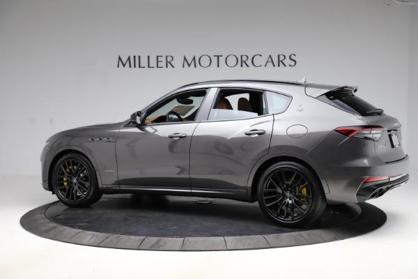 New 2021 Maserati Levante S Q4 GranSport for sale $108,235 at McLaren Greenwich in Greenwich CT 06830 4