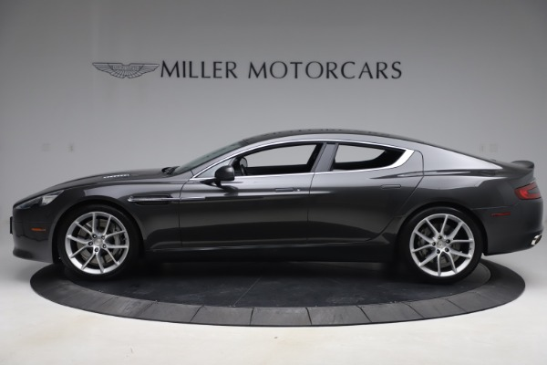 Used 2017 Aston Martin Rapide S Sedan for sale $135,900 at McLaren Greenwich in Greenwich CT 06830 2