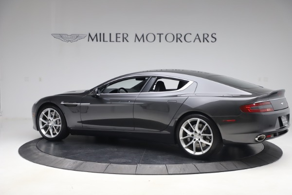 Used 2017 Aston Martin Rapide S Sedan for sale $135,900 at McLaren Greenwich in Greenwich CT 06830 3
