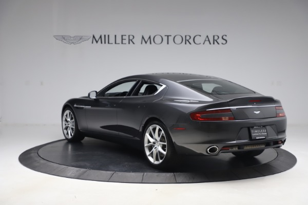 Used 2017 Aston Martin Rapide S for sale Sold at McLaren Greenwich in Greenwich CT 06830 4