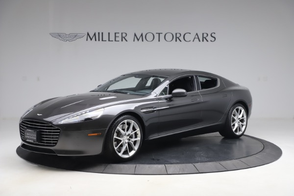 Used 2017 Aston Martin Rapide S Sedan for sale $135,900 at McLaren Greenwich in Greenwich CT 06830 1