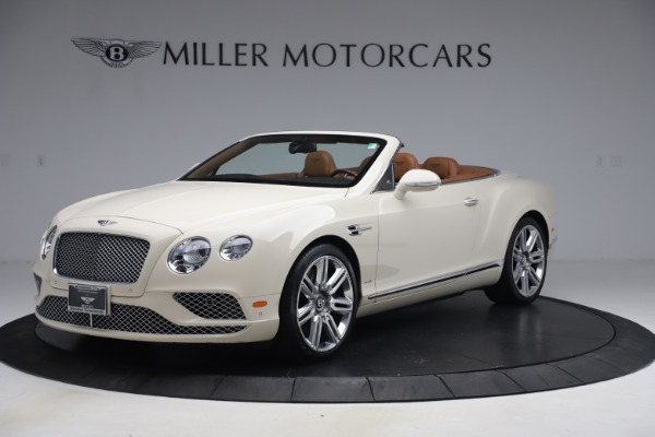Used 2017 Bentley Continental GT W12 for sale $159,900 at McLaren Greenwich in Greenwich CT 06830 2