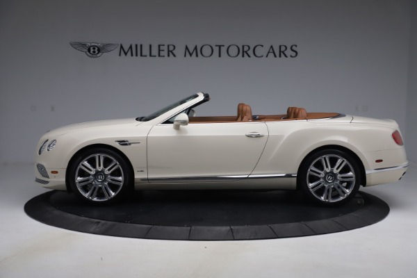 Used 2017 Bentley Continental GT W12 for sale $159,900 at McLaren Greenwich in Greenwich CT 06830 3