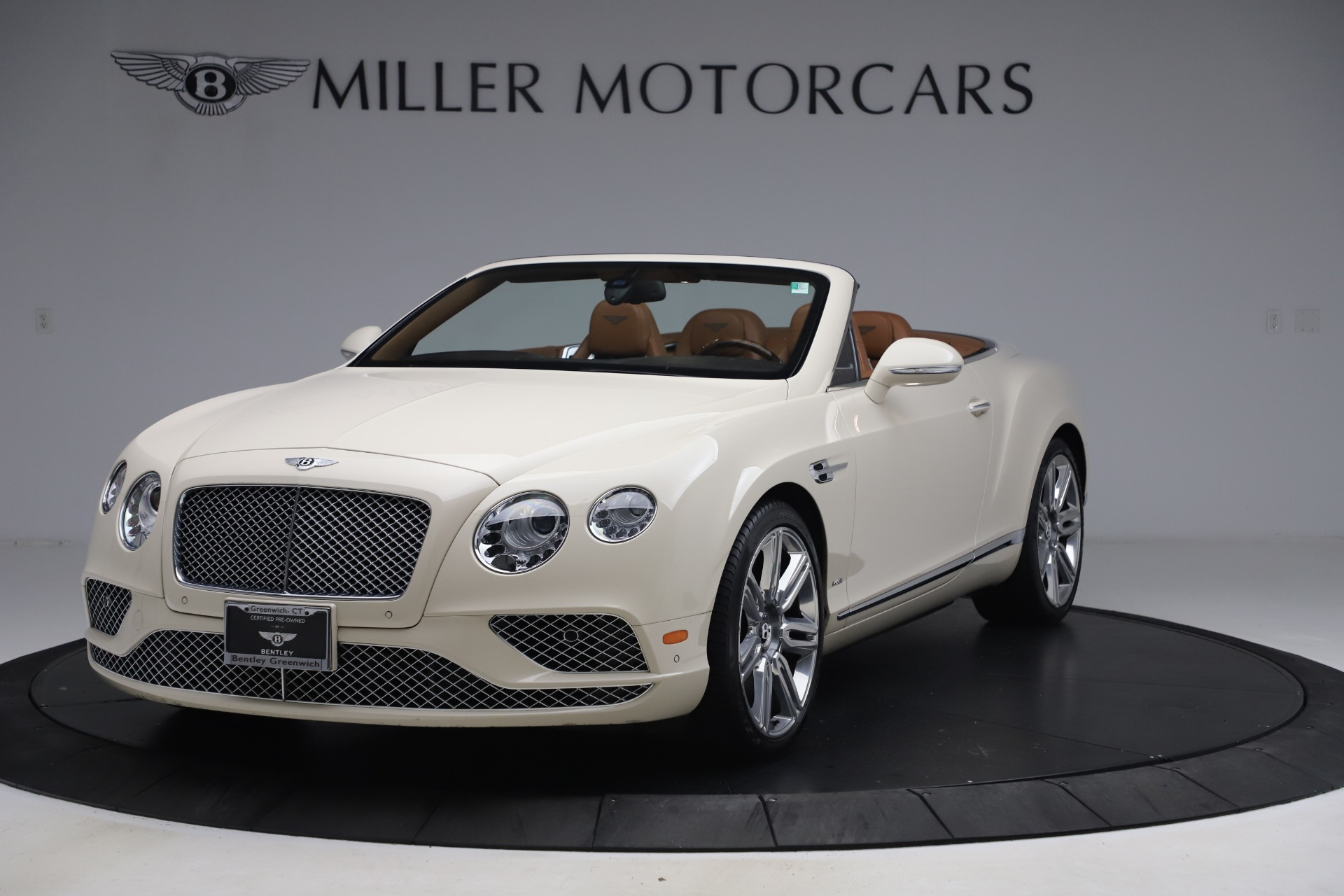 Used 2017 Bentley Continental GT W12 for sale $159,900 at McLaren Greenwich in Greenwich CT 06830 1
