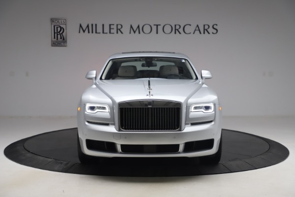 Used 2018 Rolls-Royce Ghost for sale $249,900 at McLaren Greenwich in Greenwich CT 06830 3