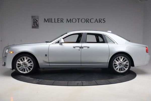 Used 2018 Rolls-Royce Ghost for sale $249,900 at McLaren Greenwich in Greenwich CT 06830 4