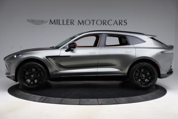 New 2021 Aston Martin DBX for sale $226,136 at McLaren Greenwich in Greenwich CT 06830 2
