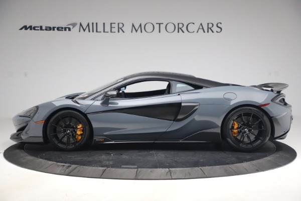 Used 2019 McLaren 600LT Coupe for sale $229,900 at McLaren Greenwich in Greenwich CT 06830 2