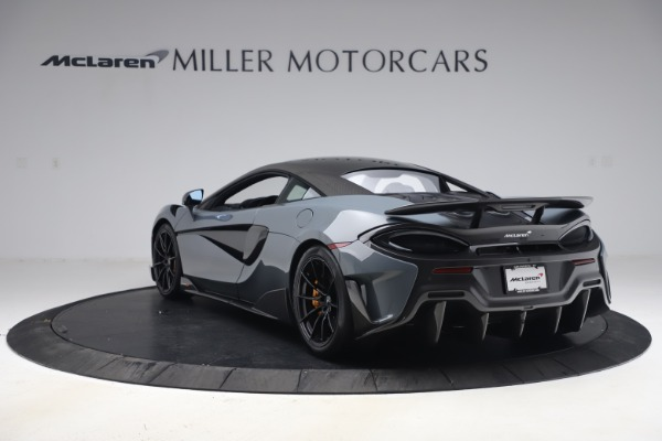 Used 2019 McLaren 600LT Coupe for sale $229,900 at McLaren Greenwich in Greenwich CT 06830 4