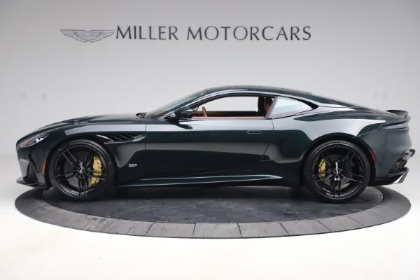 Used 2020 Aston Martin DBS Superleggera for sale $295,900 at McLaren Greenwich in Greenwich CT 06830 2