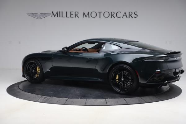 Used 2020 Aston Martin DBS Superleggera for sale $295,900 at McLaren Greenwich in Greenwich CT 06830 3