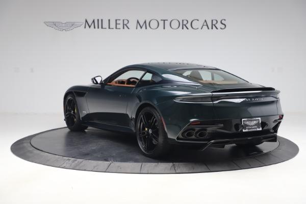 Used 2020 Aston Martin DBS Superleggera for sale $295,900 at McLaren Greenwich in Greenwich CT 06830 4
