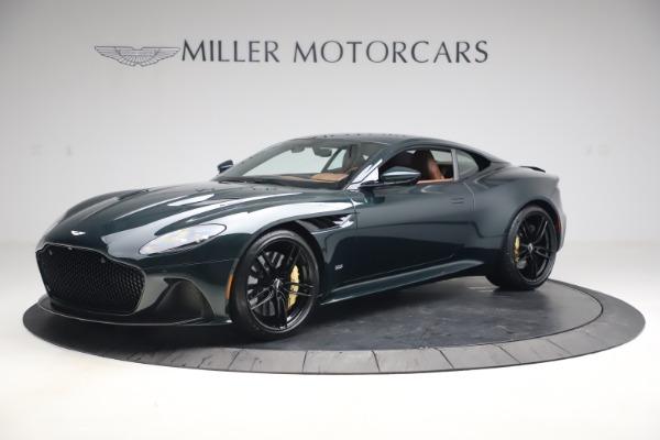 Used 2020 Aston Martin DBS Superleggera for sale $295,900 at McLaren Greenwich in Greenwich CT 06830 1
