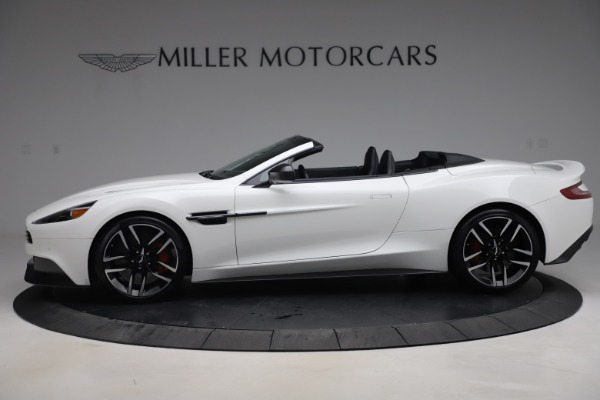 Used 2015 Aston Martin Vanquish Volante for sale $139,900 at McLaren Greenwich in Greenwich CT 06830 2
