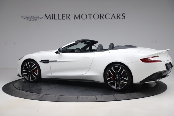 Used 2015 Aston Martin Vanquish Volante for sale $139,900 at McLaren Greenwich in Greenwich CT 06830 3