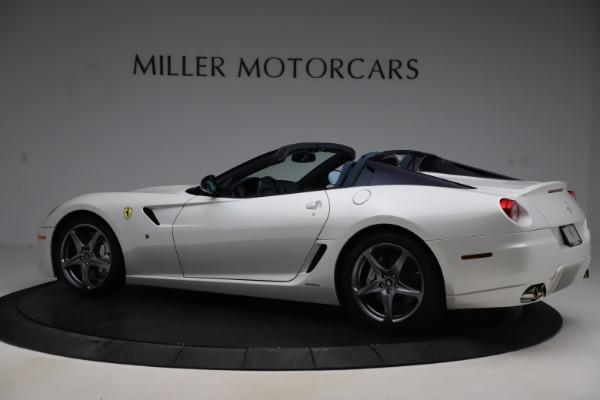 Used 2011 Ferrari 599 SA Aperta for sale $1,379,000 at McLaren Greenwich in Greenwich CT 06830 4