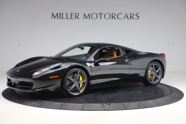 Used 2012 Ferrari 458 Italia for sale Sold at McLaren Greenwich in Greenwich CT 06830 2