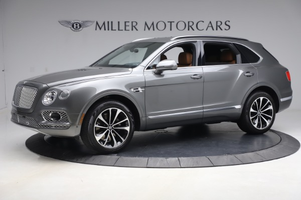 Used 2018 Bentley Bentayga W12 for sale $156,900 at McLaren Greenwich in Greenwich CT 06830 2