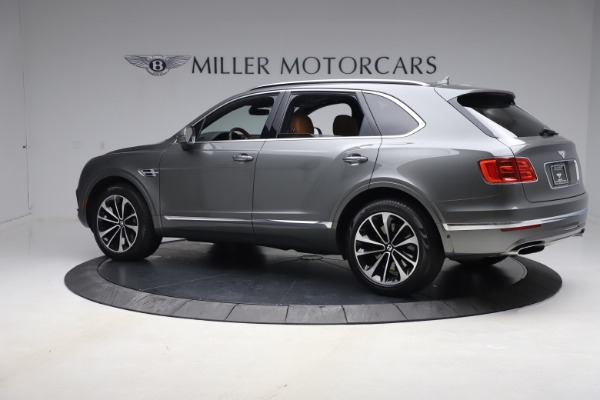Used 2018 Bentley Bentayga W12 for sale $156,900 at McLaren Greenwich in Greenwich CT 06830 4