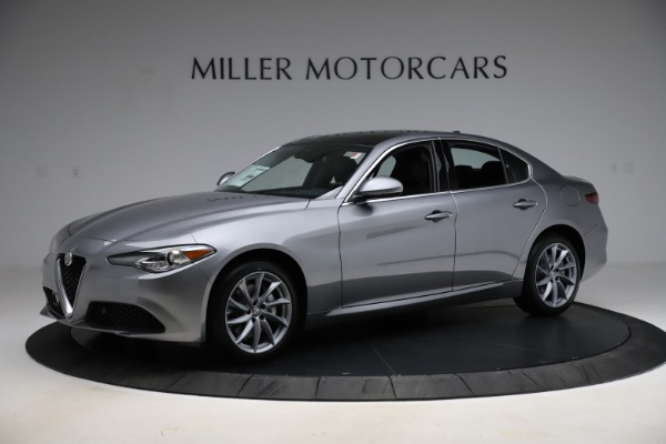 New 2021 Alfa Romeo Giulia Q4 for sale $47,085 at McLaren Greenwich in Greenwich CT 06830 2