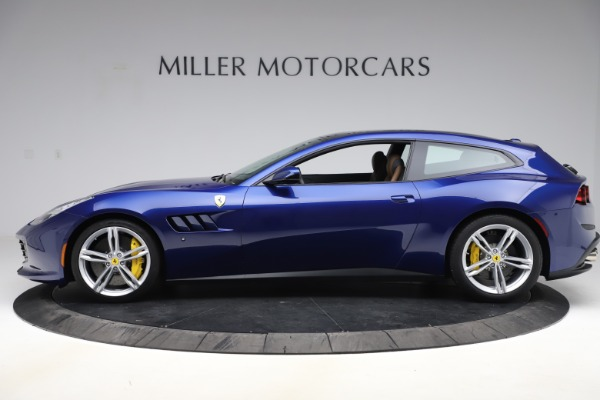 Used 2019 Ferrari GTC4Lusso for sale Sold at McLaren Greenwich in Greenwich CT 06830 3