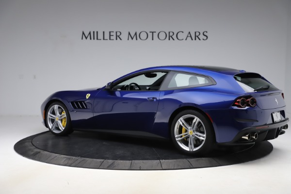 Used 2019 Ferrari GTC4Lusso for sale Sold at McLaren Greenwich in Greenwich CT 06830 4