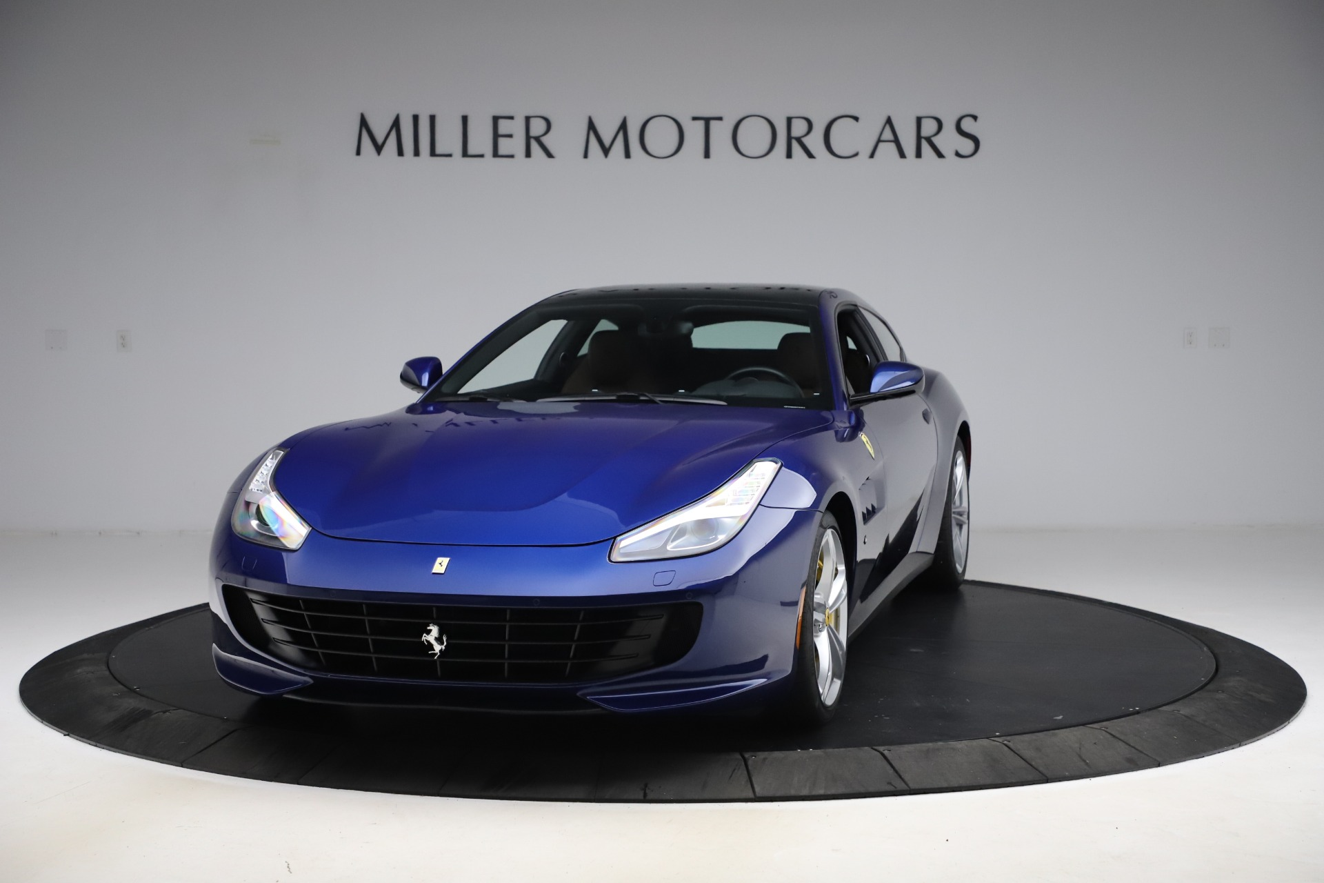 Used 2019 Ferrari GTC4Lusso for sale Sold at McLaren Greenwich in Greenwich CT 06830 1