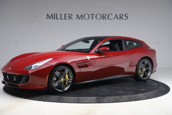 Used 2019 Ferrari GTC4Lusso for sale Call for price at McLaren Greenwich in Greenwich CT 06830 2