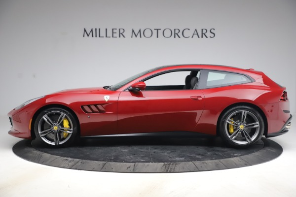 Used 2019 Ferrari GTC4Lusso for sale Call for price at McLaren Greenwich in Greenwich CT 06830 3