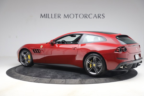 Used 2019 Ferrari GTC4Lusso for sale Call for price at McLaren Greenwich in Greenwich CT 06830 4