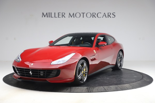 Used 2019 Ferrari GTC4Lusso for sale Call for price at McLaren Greenwich in Greenwich CT 06830 1