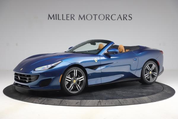 Used 2020 Ferrari Portofino for sale Call for price at McLaren Greenwich in Greenwich CT 06830 2