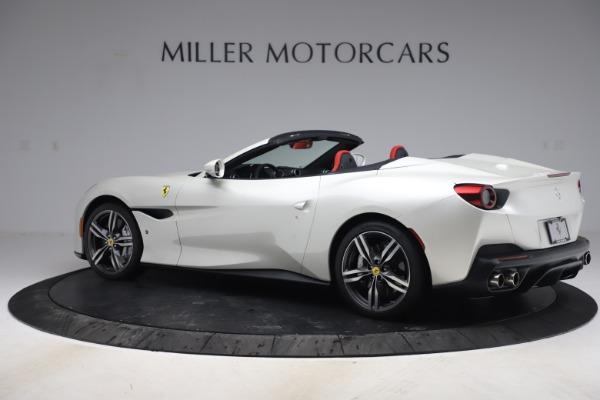 Used 2020 Ferrari Portofino for sale Call for price at McLaren Greenwich in Greenwich CT 06830 4