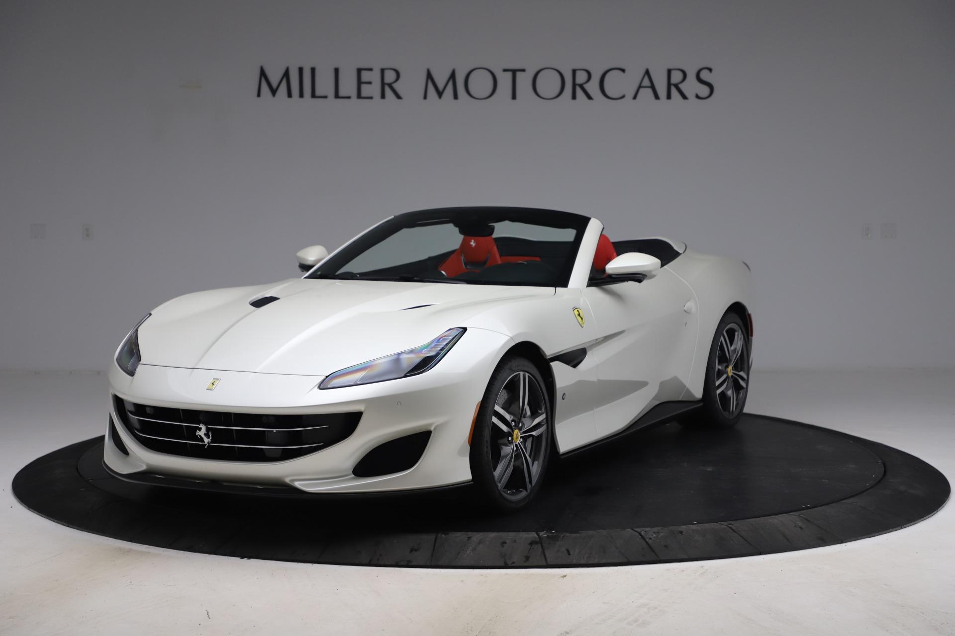 Used 2020 Ferrari Portofino for sale Call for price at McLaren Greenwich in Greenwich CT 06830 1